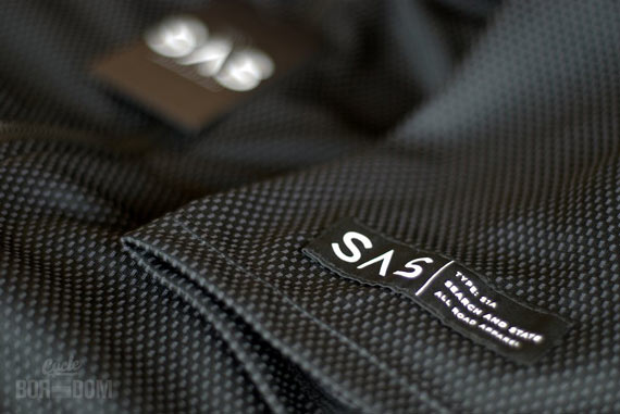 Cycleboredom | First Look: Search And State S1-A Riding Jersey - Fabric Detail