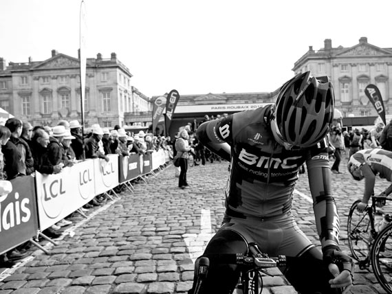 Cycleboredom | 5 Questions With: Emily Maye - Taylor Phinney At Paris-Roubaix