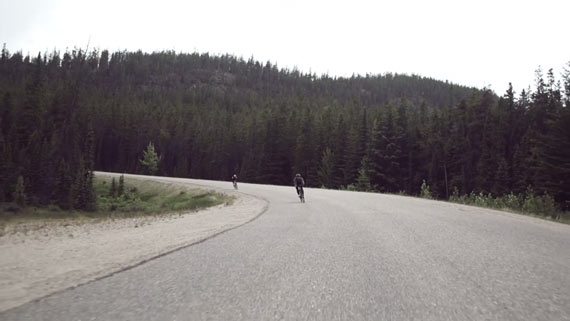 Cycleboredom | Rapha Continental & Alex Stieda in Alberta, Canada - Sweeping Vistas