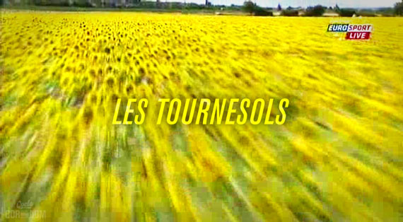 Tour in Microdose: Screencap Recap - Millar Fois! - Les Tournesols