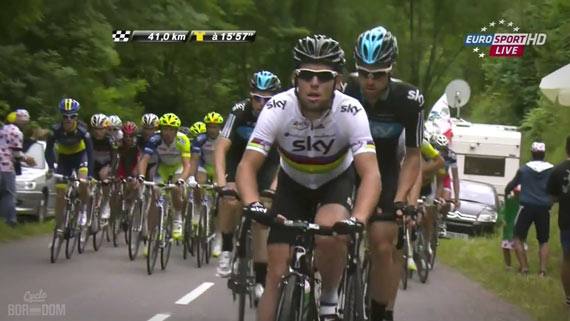 Tour in Microdose: No Pun Intended - #TdWTF Cav & Bernie