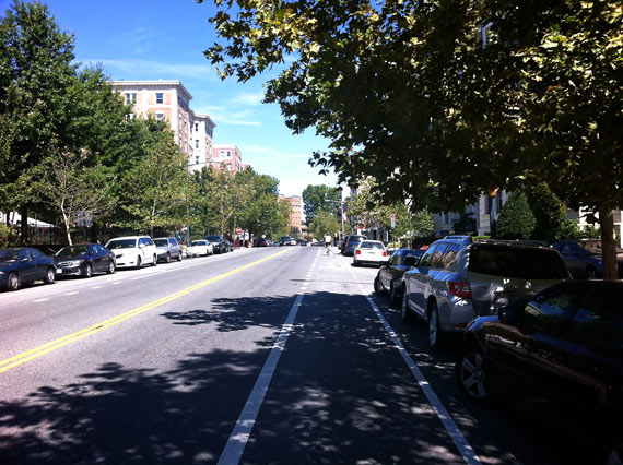Cycleboredom | Return To #BikeDC - Broad And Open