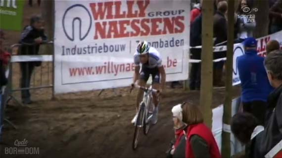 Cycleboredom | Screencap Recap: GP Neerpelt - Niels Be Blazin'
