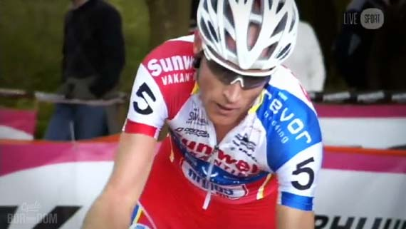 Cycleboredom | Screencap Recap: 2012 Cyclocross Bosduin Kalmthout - Klaas Outclaassed
