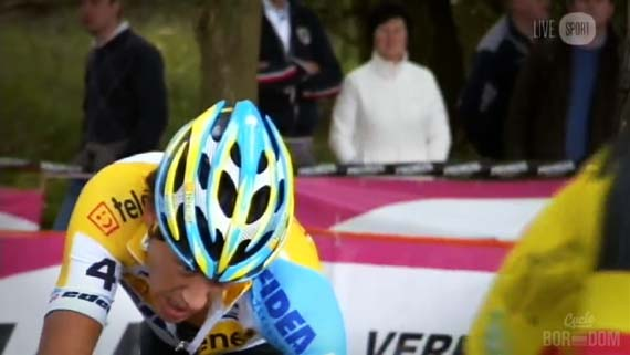 Cycleboredom | Screencap Recap: 2012 Cyclocross Bosduin Kalmthout - Meeusen Mashing