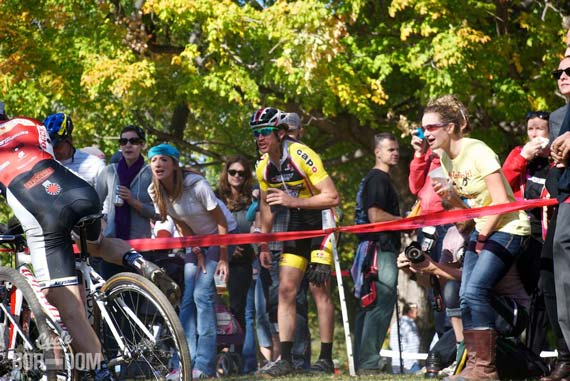Cycleboredom | The Not a Race Recap of DCCX - Enthusiastic Participation