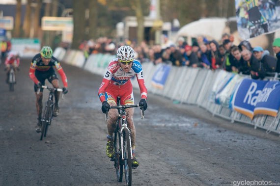 Weekend CX Ronden | Cycleboredom - Almost Losing