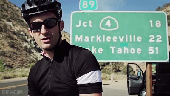 Cycleboredom | Rapha Continental & Greg LeMond in Nevada