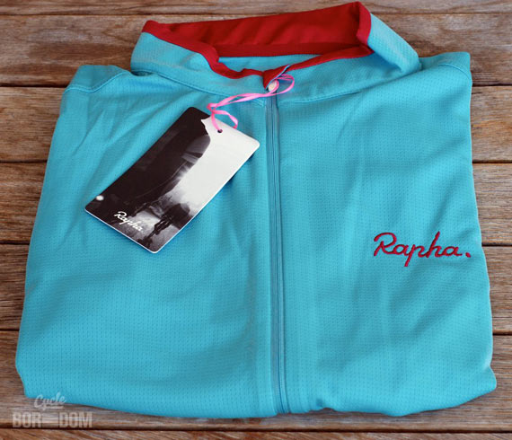 What I'm Riding: Rapha Super-Lightweight Jersey | Cycleboredom