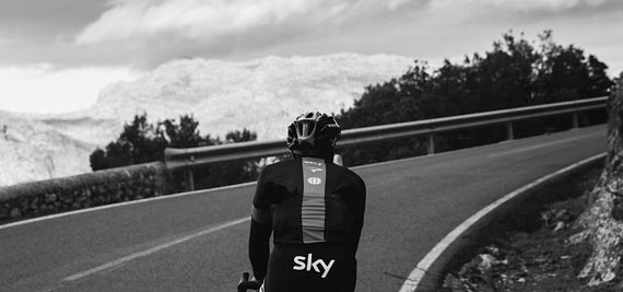 Rapha/Team Sky Kit/Product Launch | Cycleboredom - Riding Alone