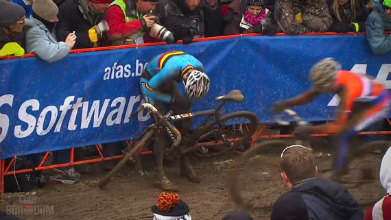 Screencap Recap: 2013 UCI Cyclocross World Championships - Pauwels Mechanical