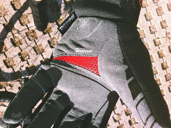 What I'm Riding: The Winter Hit List - Louis Garneau LG Shield Gloves