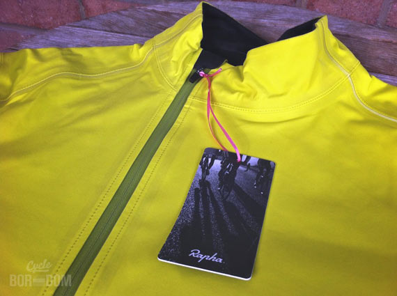What I'm Riding: The Winter Hit List - Rapha Hardshell Jacket