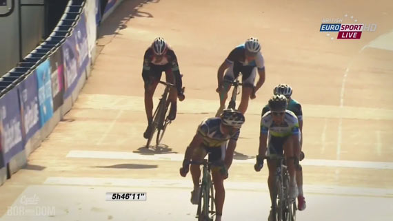 Screencap Recap: Paris-Roubaix 2013 - Outta The Saddle
