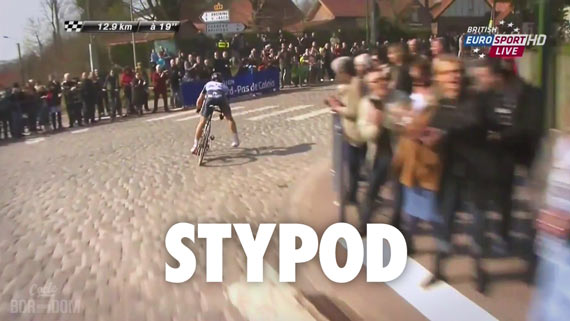 Screencap Recap: Paris-Roubaix 2013 - STYPOD
