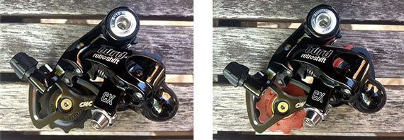 Released: Retroshift BURD CX Derailleur