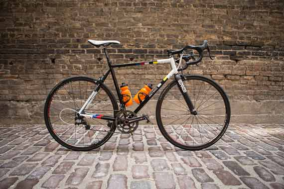 Bike Of The Week: Tenspeed Hero x Method Bicycle