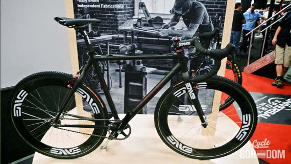 Interboredom 2013: A Typology of Interbike Bikes