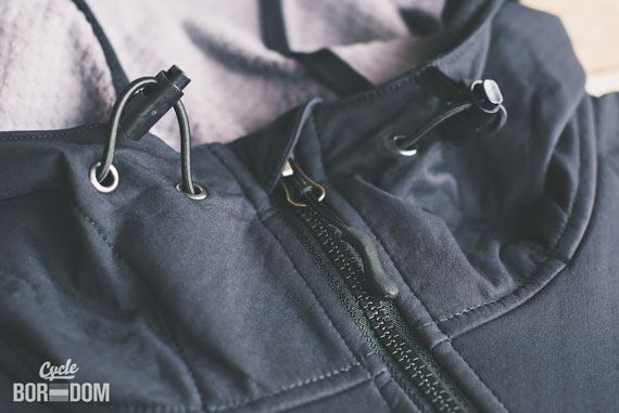 What I'm Riding: Showers Pass Rogue Hoodie