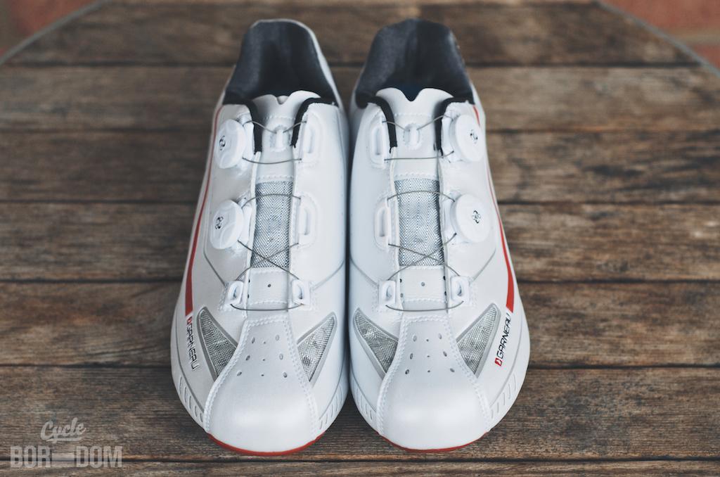 Louis Garneau Carbon Ls  Road Shoes Review