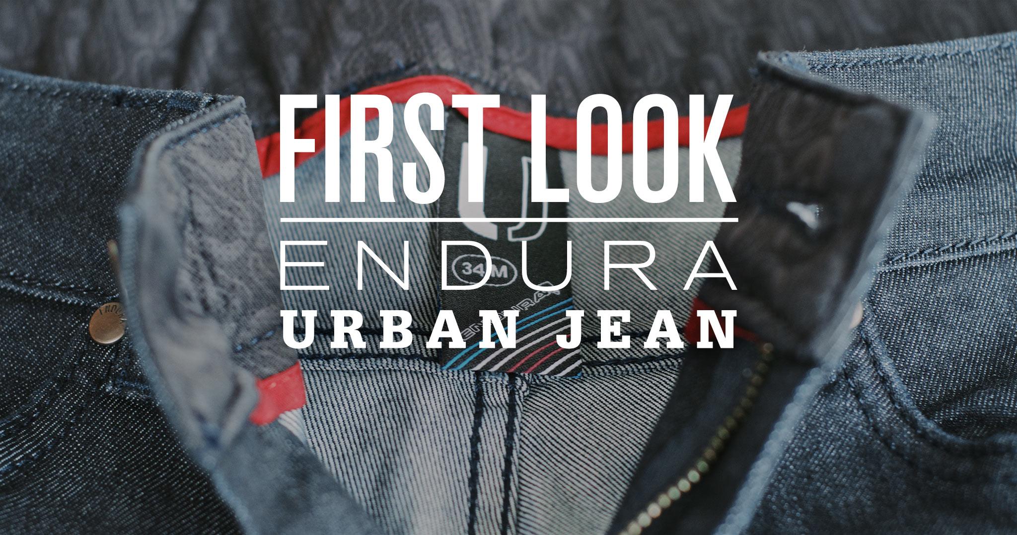 First Look: Endura Urban Jean