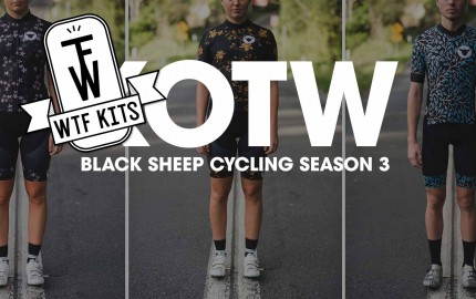 WTFKit Of The Week: Black Sheep Cycling Season 3