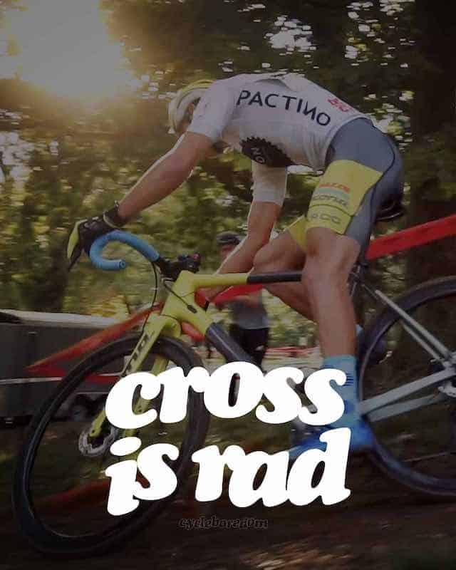 Cross is Rad